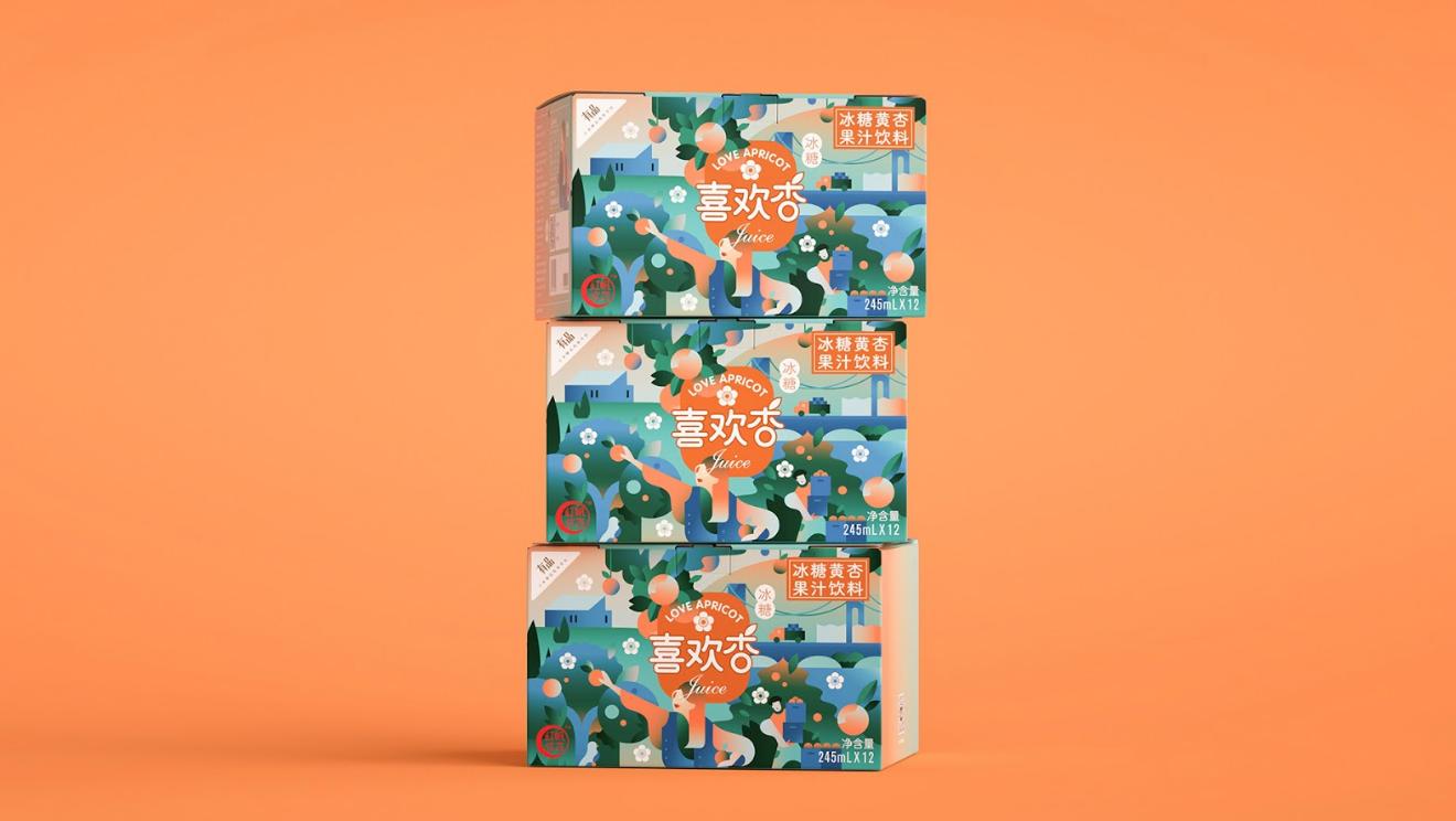 喜欢杏 品牌资讯 第7张