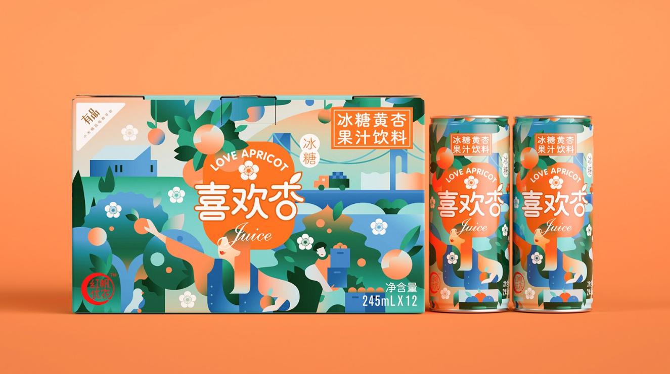 喜欢杏 品牌资讯 第6张
