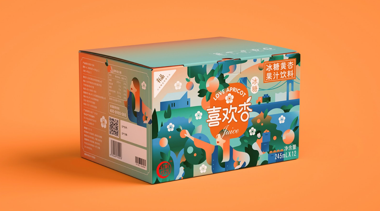 喜欢杏 品牌资讯 第5张